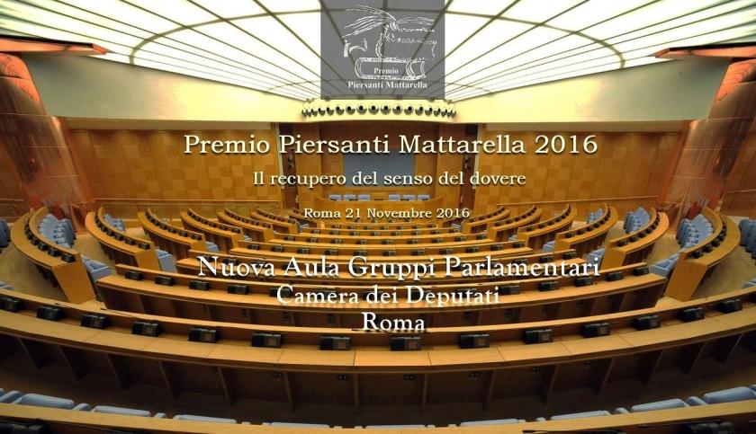 Camera dei deputati Premio
