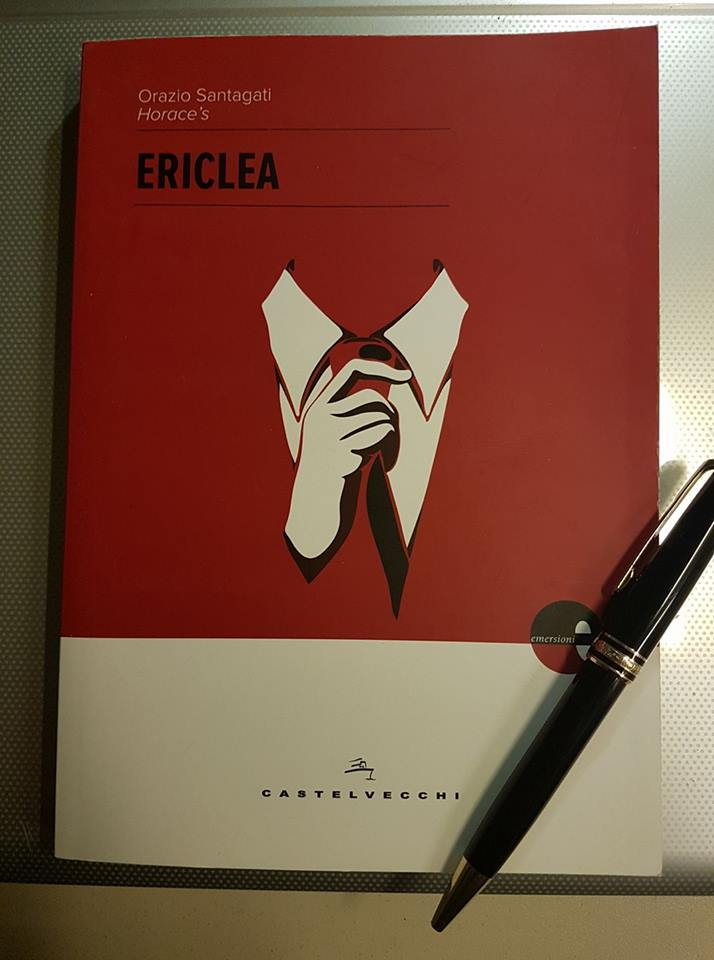 Ericlea copertina 2018